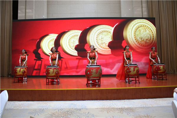 中国金铭管理咨询30期昌盛集团毕业总结会圆满成功